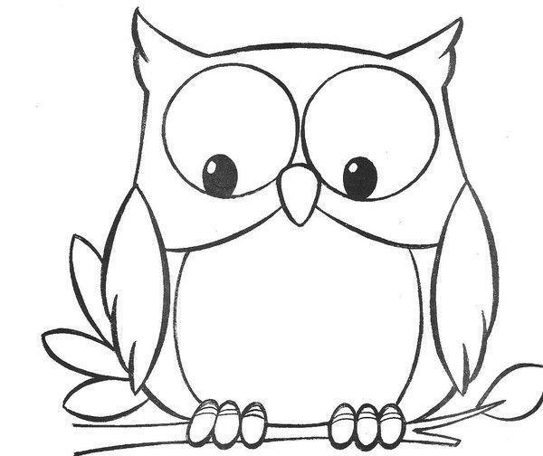 dessin pour leurs tableaux les animaux de la fort - Dessin D Animaux