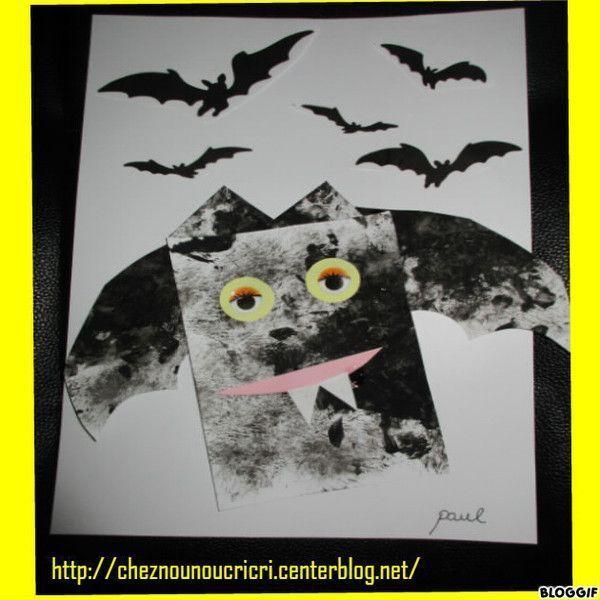 Masque de chauve souris r aliser masque de chauve - Masque chauve souris a imprimer ...